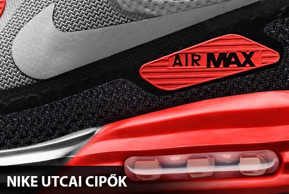 Nike utcai cipők