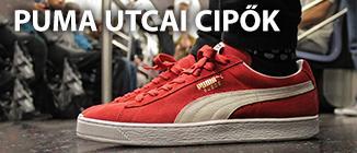 Puma utcai sportcipők