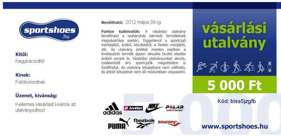 Sportshoes.hu - a sportcipők webáruháza 54678364ee