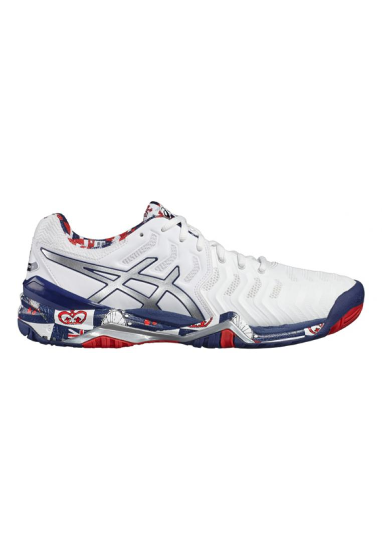 ASICS GEL-RESOLUTION 7 L.E. LONDON férfi teniszcipő