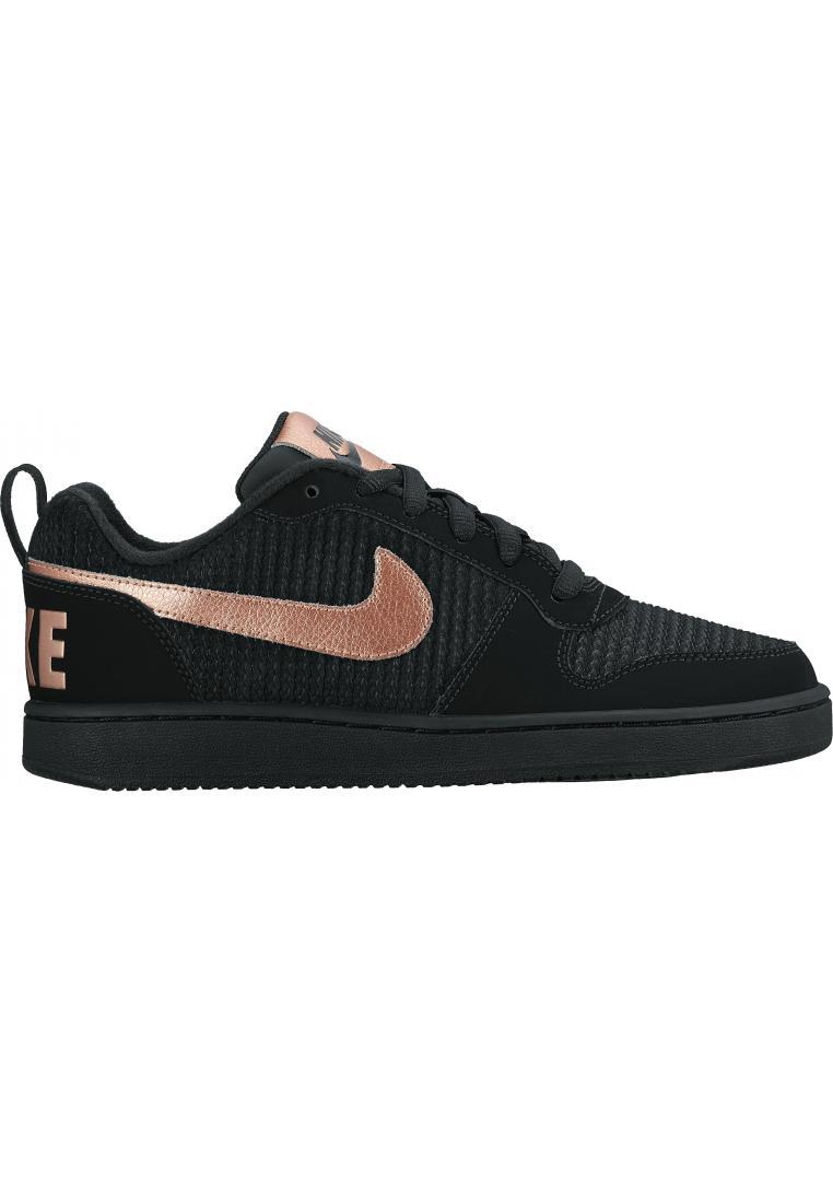NIKE COURT BOROUGH LOW női utcai cipő. További fényképek.  861533-002 NIKE COURT BOROUGH LOW női utcai cipő  jobb oldalról 358f00f84d