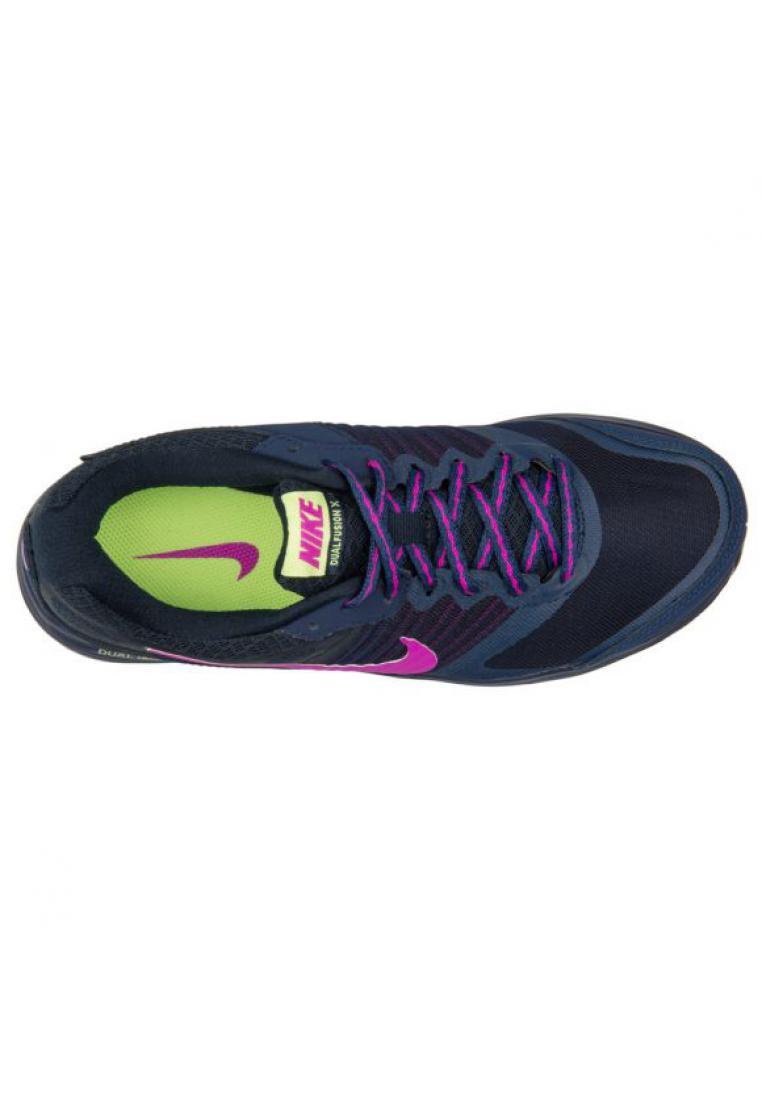 709501-402 NIKE DUAL FUSION X női futócipő  alulról. Nike 358bc8c83c