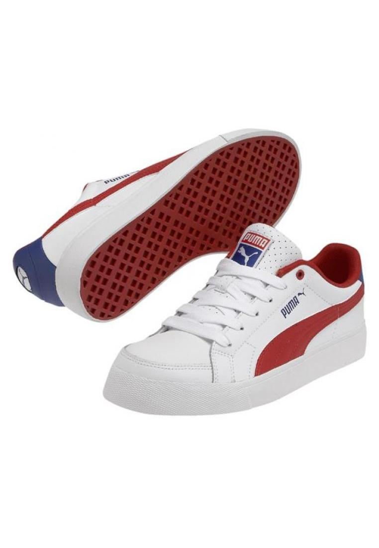 PUMA COURT POINT JR utcai cipő