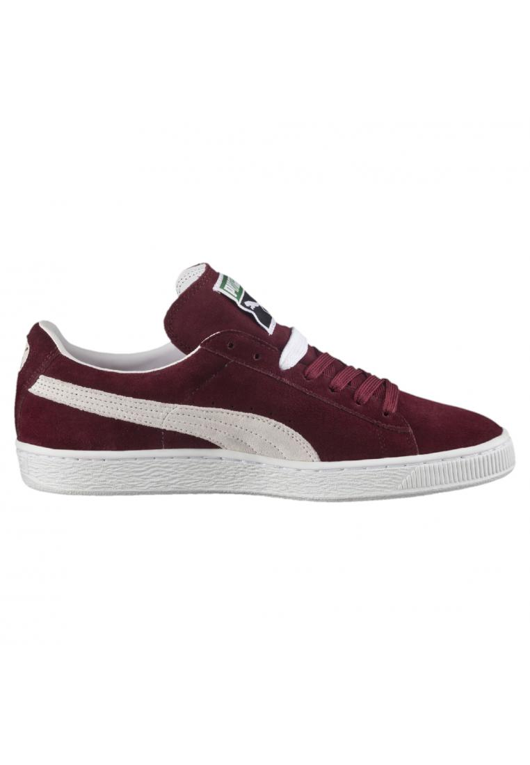 Puma PUMA SUEDE CLASSIC+ TEAM REGAL WHITE | Sportshoes.hu