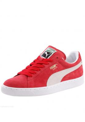 PUMA SUEDE CLASSIC+ TEAM REGAL WHITE