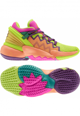 ADIDAS D.O.N. ISSUE 2 J női kosárlabdacipő