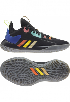 ADIDAS HARDEN STEPBACK 2 J junior/női kosárlabdacipő