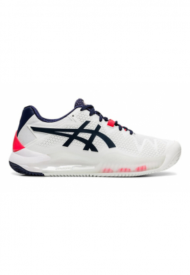 ASICS GEL-RESOLUTION 8 CLAY női teniszcipő