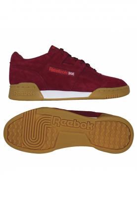 REEBOK WORKOUT PLUS MU COLLEGIATE férfi cipő